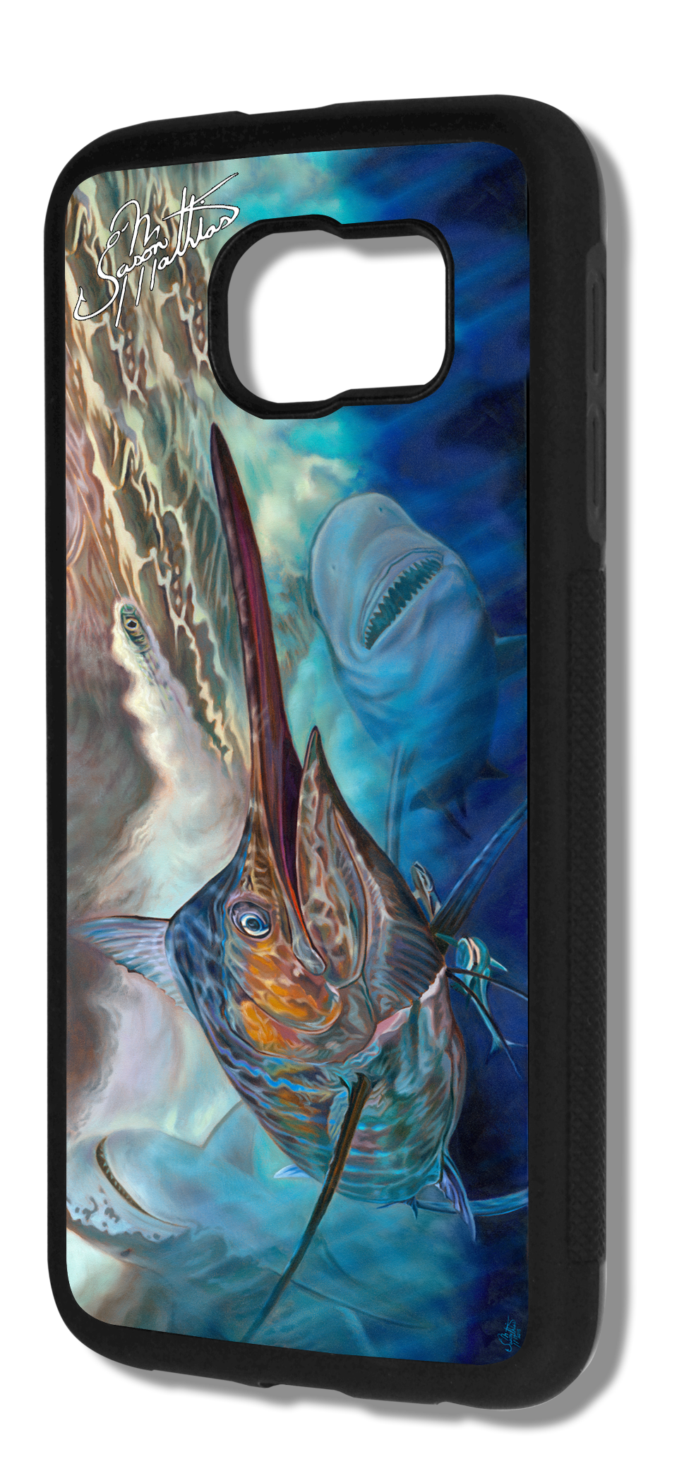 samsung-galaxy-s6-case-marlin-shark-art-jason-mathias.png